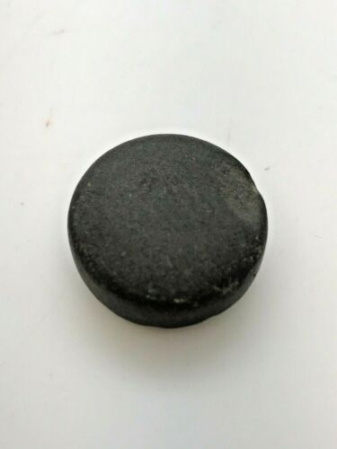 RARE ANCIENT PREHISTORIC NATIVE AMERICAN GAME STONE - 500-1500 YEARS OLD - GS80
