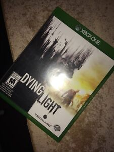 Dying light for sale!