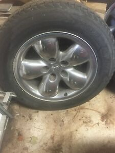 Dodge Ram 20 inch wheels