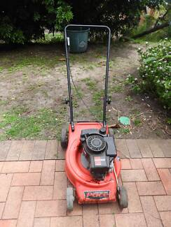 Pace mower for parts or scrap