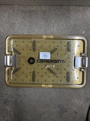 Coherent Medical Sterilization Tray 16 X 10 X 1