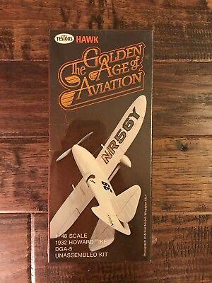 "1976  Hawk ""1932 HOWARD 'IKE' DGA-5""  Model Kit, #915, NEW!"