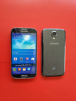 Samsung Galaxy S4 in Black Handy DUMMY Attrappe - Requisit, Präsentation, Deko