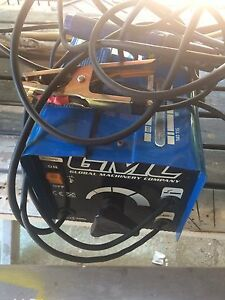 GMC 140 Electric stick Welder Capalaba Brisbane South East Preview