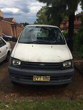 Toyota townace cheap Greenacre Bankstown Area Preview