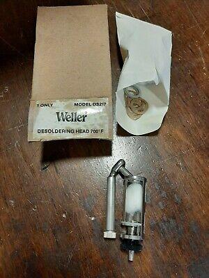 Weller Ds217 Desoldering Head 700 Degree