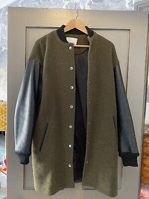 T By Alexander Wang Wool Coat