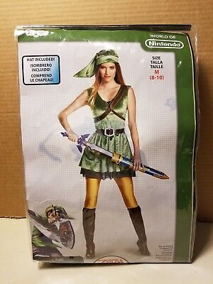 gend of Zelda Women's Link Halloween Costume Medium (Legend Of Zelda Halloween-kostüme)