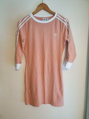 Adidas Blush Pink Dress Size 14