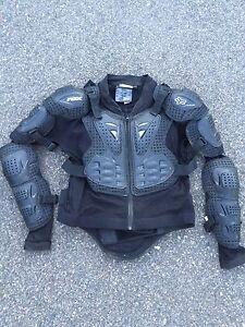 Fox Racing dirt biking body armour
