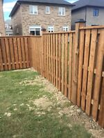 HAMILTON FENCE COMPANY • now booking for spring