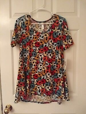 NWT Disney by LuLaRoe Perfect T. XS. Nightmare Before Christmas. Jack Skelton - Skelton Top