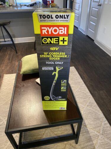 Ryobi ONE 18 Volt String Trimmer Yard Edger Cordless Weed Wa