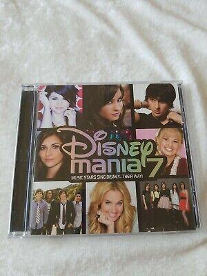 Disney Mania 7 CD, Various Artists, Selena Gomez, Demi Lovato, Debby Ryan