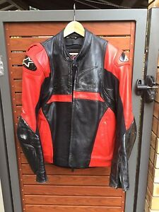 Alpine Star motorcycle jacket Mosman Park Cottesloe Area Preview