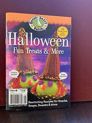 Gooseberry Patch Halloween (Halloween Fun Treats & More by Gooseberry Patch, (PB))