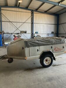 2005 Pacific Australian made Off road camper