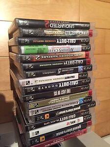 PS3 et jeux