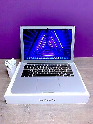 Apple MacBook Air 13 / 2017-2018 / Core i7 2.2Ghz / 8GB / 256GB SSD / Warranty
