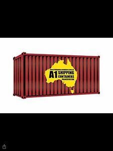 Shipping Containers 20 ft & 40ft supplied and delivered Goulburn Goulburn City Preview