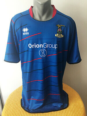 INVERNESS CALEDONIAN THISTLE Soccer Jersey Trikot 2012/13 HOME Football Shirt image