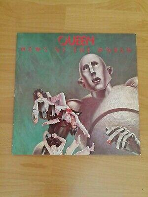 QUEEN, NEWS OF THE WORLD VINYL LP RECORD,1977 ROCK GATEFOLD SLEEVE.