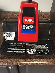 Tori Power Shovel