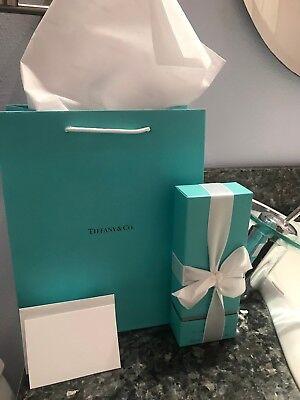 Tiffany Eau De Parfum Perfume discontinued 3.4oz 100ML NEW +card & Bag Original