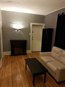 Main floor 1Br on Erie $730 all incl w/ FREE internet