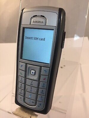 Nokia 6230i Black Unlocked Network Mobile Phone