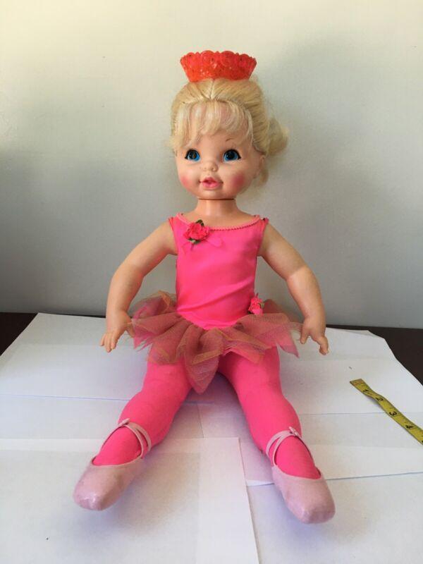 mattel dancerina doll