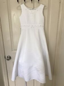 Holy communion/flower girl dress/: size 12