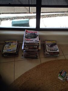 Magazines - Cars/Bikes/4x4 Gympie Gympie Area Preview