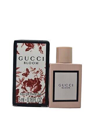 Gucci Bloom Miniature Eau De Parfum 5ml Collectors Item New In Box