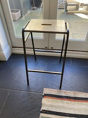 Vintage Original Science Stool
