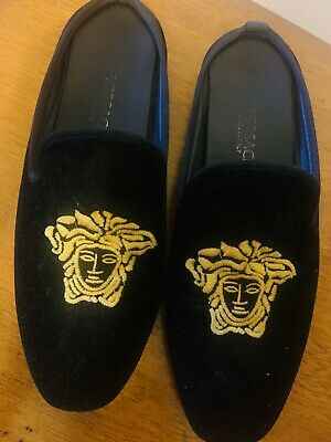 Versace Loafer slippers Authentic NO BOX 10