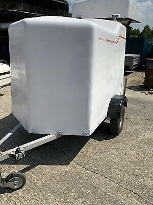 Towavan 6x4x4 Box/Trailer Motorcycle Trailer
