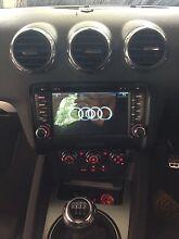Audi TT car DVD GPS head unit free reverse camera Penshurst Hurstville Area Preview