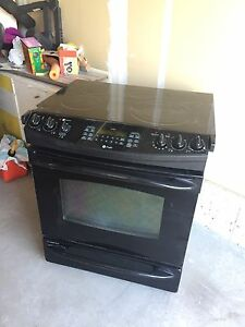 NEW PRICE GE PROFILE SLIDE IN RANGE CONVECTION OVEN
