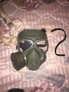 Military airsoft gas mask