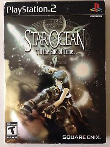 star ocean : till the end of time / playstation 2