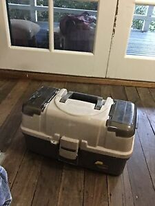 Plano tackle box Woronora Sutherland Area Preview