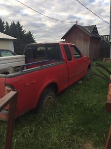1999 F150 4x4  for parts
