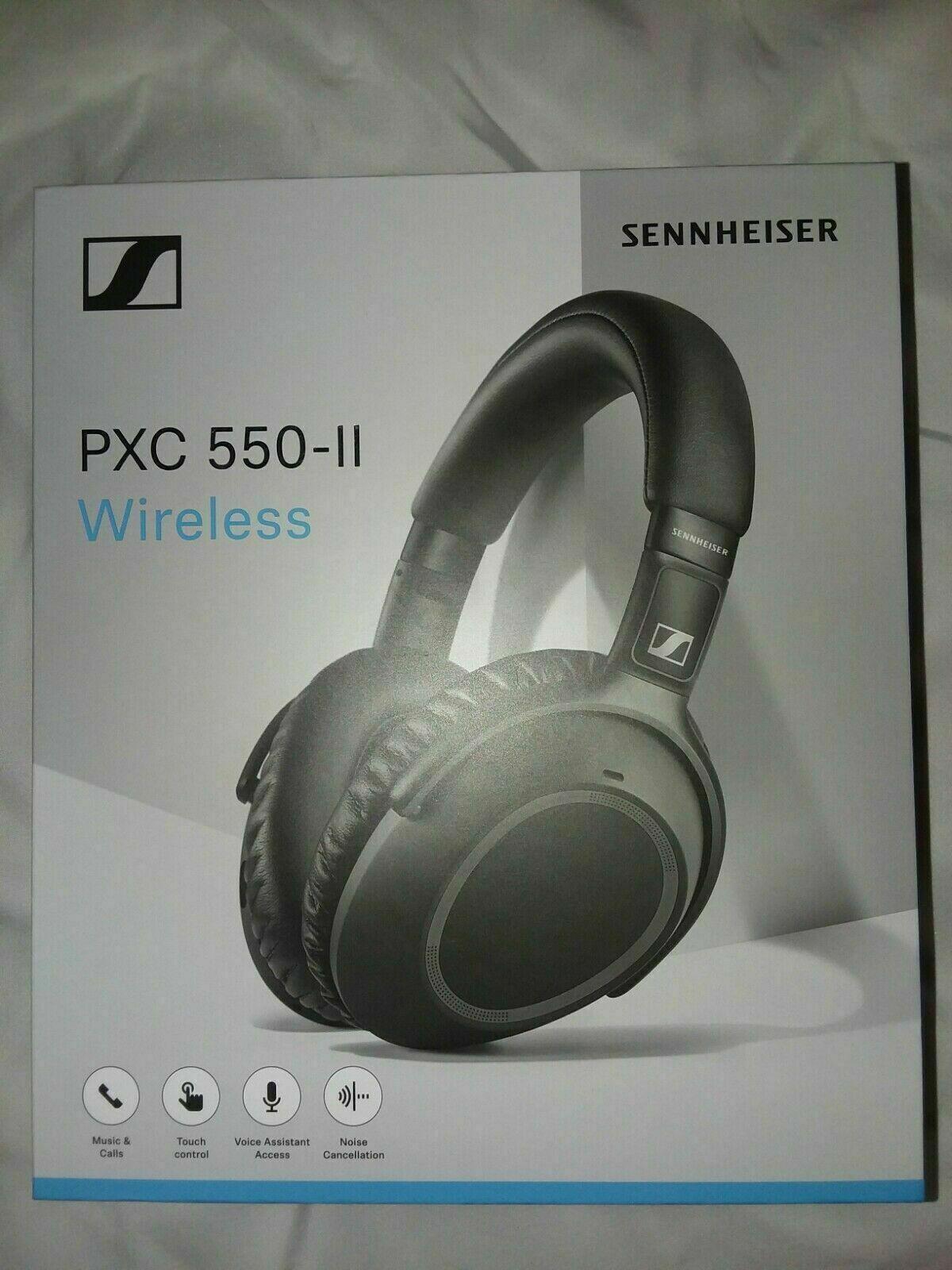 Sennheiser PXC 550 Wireless Bluetooth Headset