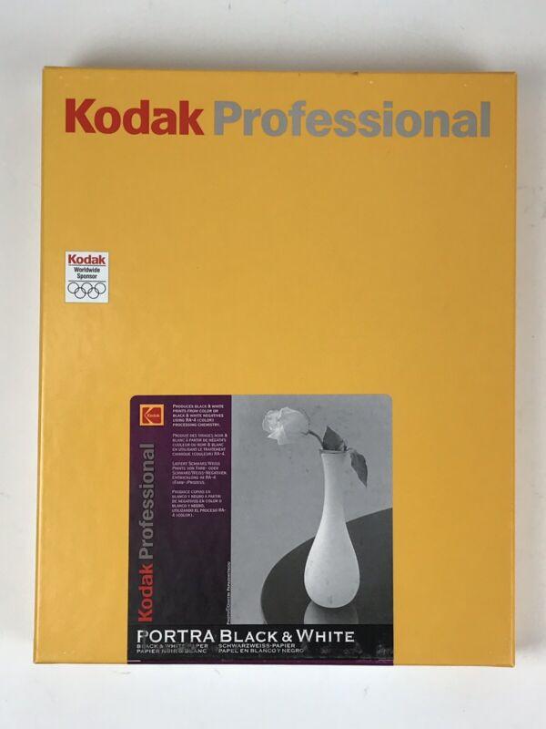 Kodak Portra B&W Printing Paper CAT 186 7597 , 100 Sheets, E , New Old Stock