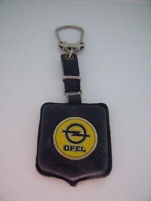 Porte-Clés / Key Ring OPEL Concession ORLEANS AUTO SPORT ST JEAN DE BRAYE TOP !
