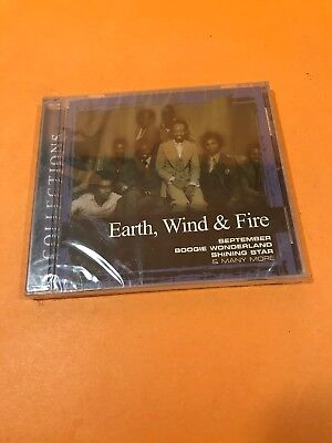 Collections [Australian Import] by Earth, Wind & Fire (CD, Feb-2007, Legacy)