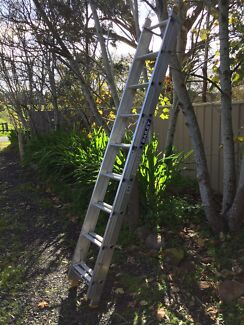 Bailey extension ladder Woodside Adelaide Hills Preview