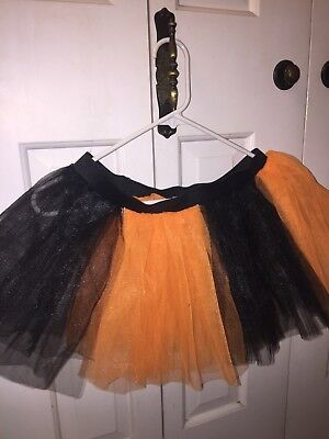Green And Black Tutu (Womens Athletic Black and Or Tutu Skirt Marathon Runners One Size Lightweight)