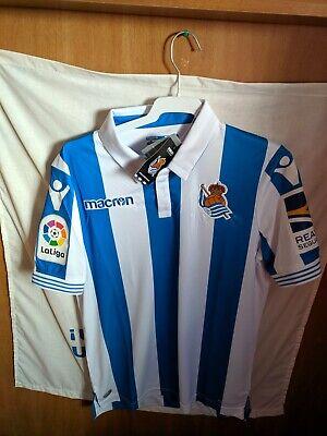 Nueva - New | Original | Camiseta de futbol | Talla M...